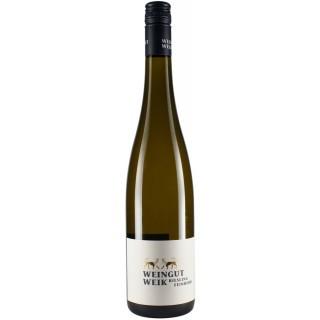 2018 Riesling feinherb - Weingut Weik