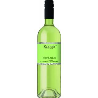 2020 Rivaner feinherb - Weingut Friedrich Kiefer