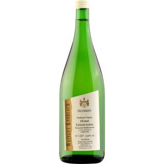 2020 Silvaner Kabinett trocken 1,0 L - Weingut Knoblach