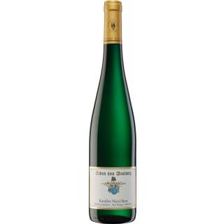 2019 Kaseler Nies'chen Faß Nr. 6 Riesling Spätlese 'Alte Reben' lieblich - Weingut Erben von Beulwitz