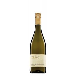 2018 Weißer Burgunder feinherb - Weingut Lorenz und Söhne