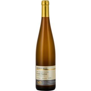 2016 Kanzler Auslese Kreuznacher Rosenberg Nahe Weißwein edelsüß süß - Weingut Mees