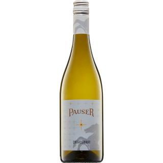 2018 Chardonnay Ortswein feinherb - Weingut Pauser