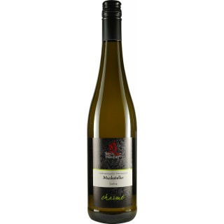 2018 Hertmannsweiler Himmelreich Muskateller CHARME lieblich - Weingut Häußer