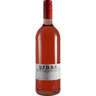 2019 Deidesheimer Hofstück Portugieser Rosé lieblich 1,0 L - Weinbau Gross