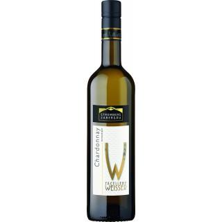 2019 EXCELLENT WEISSER Chardonnay trocken - Weingärtner Stromberg-Zabergäu