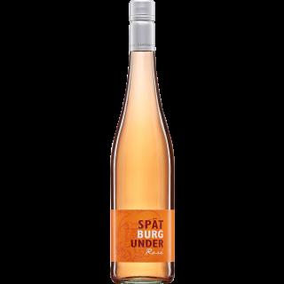 2018 Spätburgunder Rosé QbA BIO - Weingut Caspari-Kappel