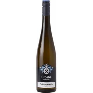 2018 Weißer Burgunder trocken BIO - Weingut Groebe am Bergkloster