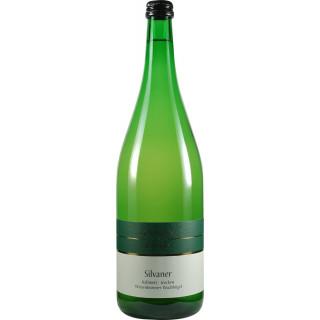 2018 Wiesenbronner Wachhügel Silvaner Kabinett Trocken 1L - Weinbau Hofmann