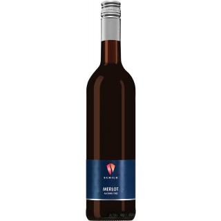 Merlot alkoholfrei, Halal Qualität - Weinhaus Schild & Sohn