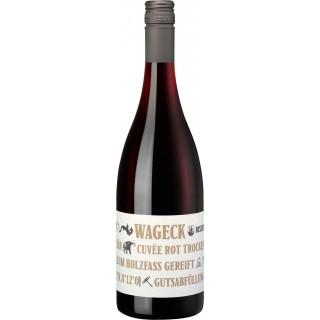 2013 Wageck Tertiär Cuvée rot trocken - Weingut Wageck