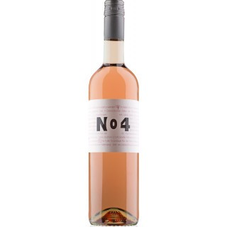 2018 No. 4 Cuvée Rosé feinherb - Weingut Hiestand