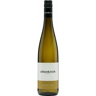 2014 Lorcher Krone Riesling trocken - Weingut Friedrich Altenkirch