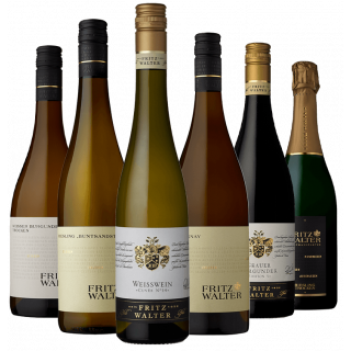 Pfälzisches Paket zu italienischer Küche - Weingut Fritz Walter