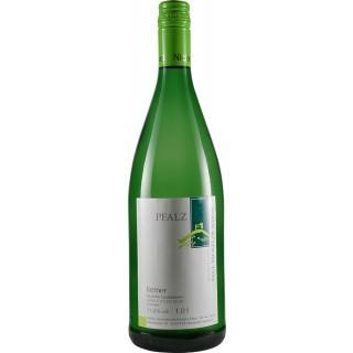 2019 Kerner halbtrocken 1,0 L - Weinkellerei Paul Nickel & Söhne