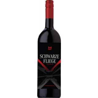 Schwarze Fliege Rotweincuvée trocken - Weingut Runkel