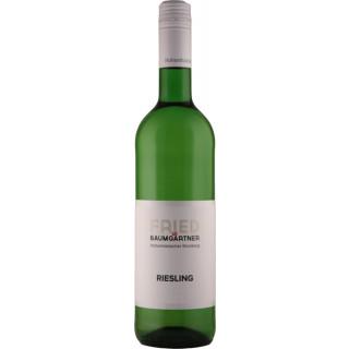 2019 Riesling halbtrocken - Weingut Fried Baumgärtner