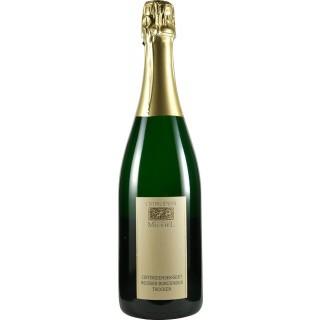 2017 Cisterzienser-Sekt Weißer Burgunder trocken - Cisterzienser Weingut Michel