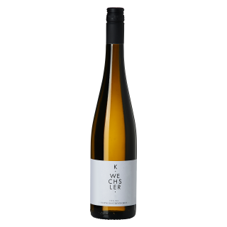 2018 Schweisströpfchen Riesling edelsüß - Weingut Wechsler