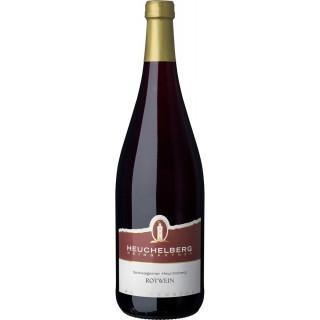 Schwaigerner Heuchelberg Rotwein halbtrocken 1,0 L - Heuchelberg Weingärtner eG