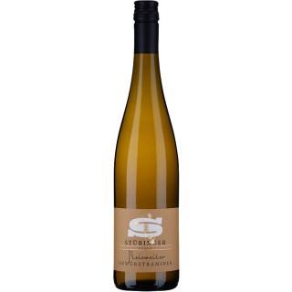2020 Gewürztraminer Pleisweiler trocken - Weingut Stübinger