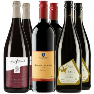 Unsere Liter Rotwein Favoriten