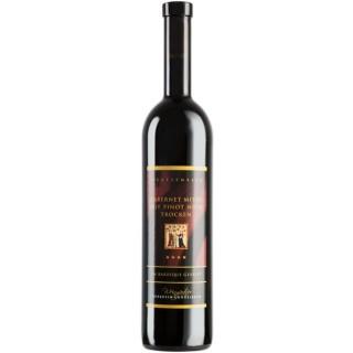 2013 Cabernet Mitos mit Pinot Noir Barrique Trocken - Horrheim-Gündelbach