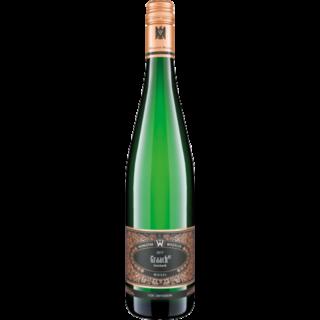 2018 Graacher Riesling trocken - Weingut Wegeler Oestrich
