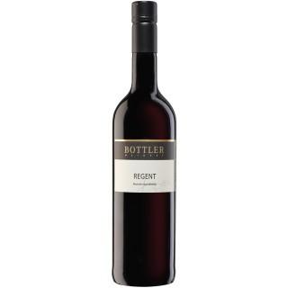 2018 Regent halbtrocken - Weingut Bottler