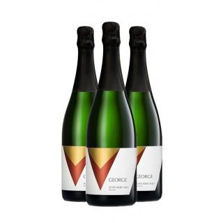Prickelndes Scheurebe Sekt Paket - Weingut George