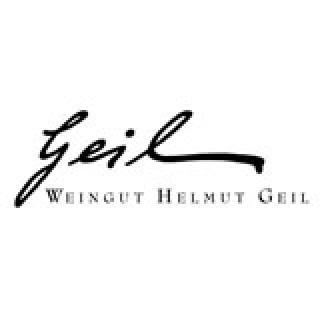 """3er Geschenkkarton """"Welle"""" Blau - Weingut Helmut Geil"""