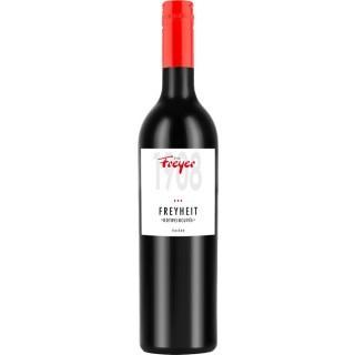 2015 Freyheit Rotweincuvée im Holzfass gereift trocken - Weine von Otto Freyer
