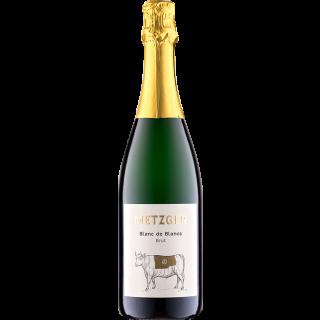 2016 Blanc de Blanc Sekt Brut - Weingut Metzger