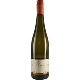 2018 Sauvignon Blanc Laubenheimer Wirbelwind trocken - Weingut Mirjam Schneider