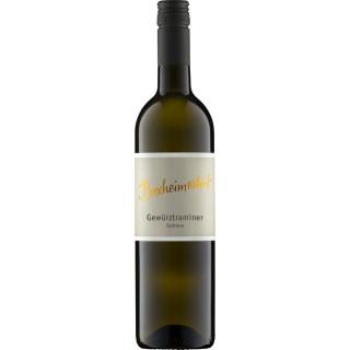 2018 Gewürztraminer Spätlese lieblich - Weingut Boxheimerhof