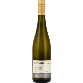 2017 Scheurebe QbA lieblich süß Nahe Kreuznacher Rosenberg - Weingut Mees