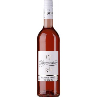 2019 Merlot Rosé trocken - Weingut Paul Rogenwieser