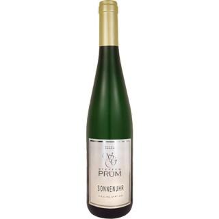 2015 Sonnenuhr Riesling Spätlese edelsüß - Weingut S.G. Steffen Prüm