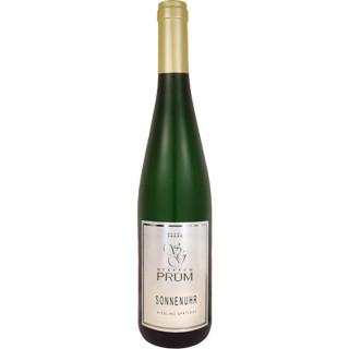2017 Sonnenuhr Riesling Spätlese edelsüß - Weingut S.G. Steffen Prüm