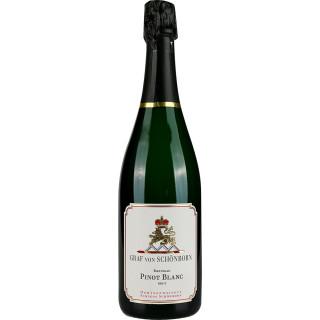 2017 Pinot Blanc Sekt Brut b.A. Rheingau - Domänenweingut Schloss Schönborn