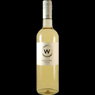 2017 Riesling feinherb - Weinmanufaktur Weyer