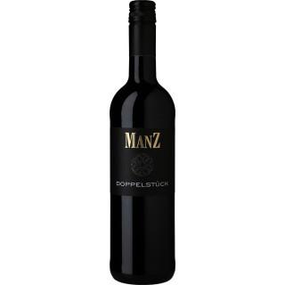 2018 Doppelstück Rotweincuvée trocken - Weingut Manz