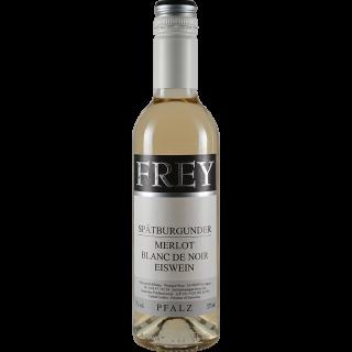 2018 Spätburgunder / Merlot Eiswein Blanc de Noir 375 ml - Weingut Frey