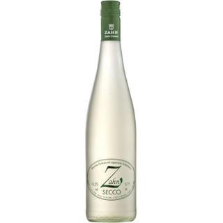 2019 Zahn-Secco weiß feinherb - Thüringer Weingut Zahn