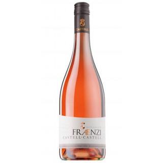 FRAENZI rosarot Frizzante Bavaraese feinherb - Weingut Castell