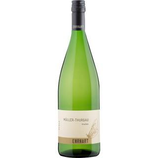 2019 Müller-Thurgau trocken Bio 1,0 L - Weingut Ehrhart