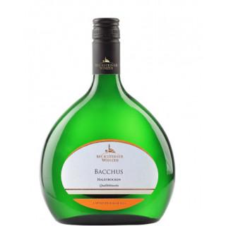 2020 Bacchus halbtrocken 1,0 L - Becksteiner Winzer eG