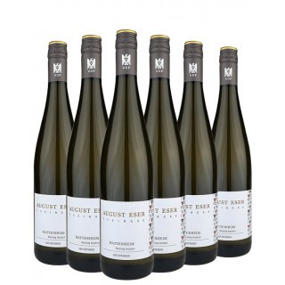 August Eser Riesling Edition Paket