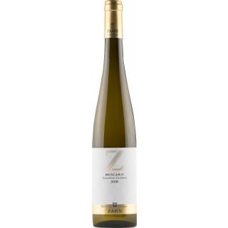 2017 Kaatschener Dachsberg Muscaris Spätlese trocken - Thüringer Weingut Zahn