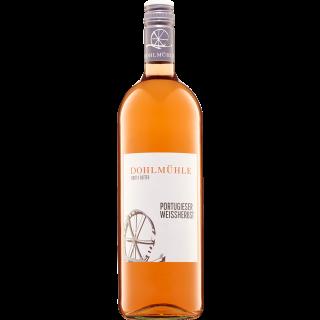 2019 Portugieser Weißherbst QbA lieblich 1L - Weingut Dohlmühle